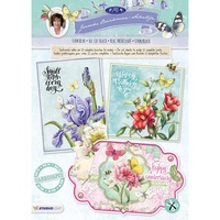 Studio Light Janneke Brinkman Diecut Card Toppers Pad 12pk
