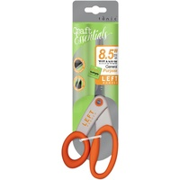 "Tonic Studio Kushgrip General Purpose Scissors 8.5"" Left-Handed"