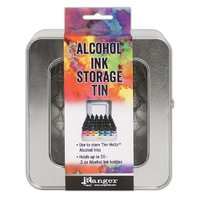 Ranger Alcohol Ink Storage Tin by Tim Holtz