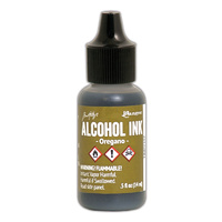 Ranger Alcohol Ink Oregano by Tim Holtz