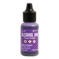 Ranger Alcohol Ink PurpleTwilight by Tim Holtz