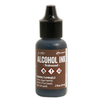 Ranger Alcohol Ink Teakwood by Tim Holtz