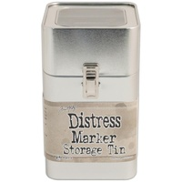 Ranger Distress Marker Storage Tin (Empty) by Tim Holtz