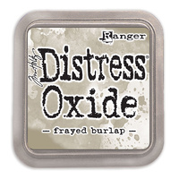 Ranger Distress Oxide Ink Pad Frayed Burlap by Tim Holtz