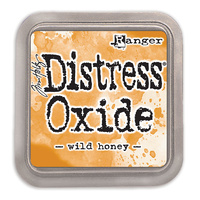 Ranger Distress Oxide Ink Pad Wild Honey by Tim Holtz