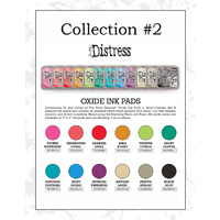 Ranger Distress Oxide Ink Pad Collection Release #2 by Tim Holtz