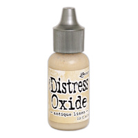 Ranger Distress Oxide Reinker Antique Linen by Tim Holtz