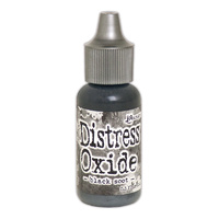 Ranger Distress Oxide Reinker Black Soot by Tim Holtz