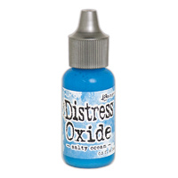 Ranger Distress Oxide Reinker Salty Ocean by Tim Holtz