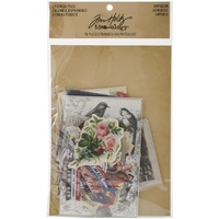 Idea-Ology Ephemera Pack Emporium by Tim Holtz