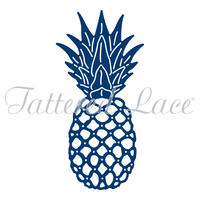 Tattered Lace Die Pineapple