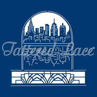 Tattered Lace Die Art Deco Architectural