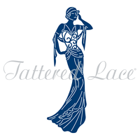 Tattered Lace Die Art Deco Molly