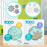 Todo Modern Flower Stack Bundle