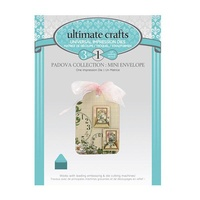 Ultimate Crafts Padova Die Mini Envelope