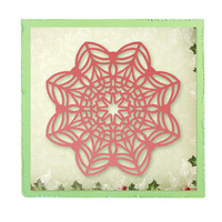 Ultimate Crafts Silent Night Die Jack Frost