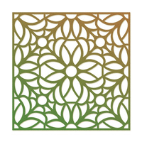 Ultimate Crafts Die Stained Glass Florettes