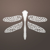 Ultimate Crafts Die L'Aquarelle DIY Dragonfly