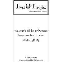 Lots of Laughs Stamp by Verses Princesses