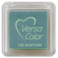 Tsukineko VersaColor Pigment Mini Ink Pad Sea Foam