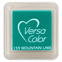 Tsukineko VersaColor Pigment Mini Ink Pad Mountain Lake