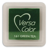 Tsukineko VersaColor Pigment Mini Ink Pad Green Tea