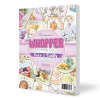 Hunkydory Whopper Topper Pad Cute & Cuddly