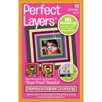 Perfect Paper Crafting Perfect Layers 3pk