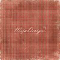 "Maja Design 12x12"" Double Sided Cardstock I Wish Christmas Was Today"