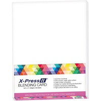 X-Press It Blending Card A4 125pk for Copic Pens
