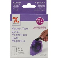 "Xyron Adhesive Magnetic Tape Dispenser 0.75""x25'"