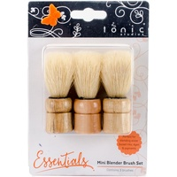 Tonic Studio Mini Blending Brush Set 3pk