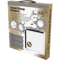 Tonic Studio Travel Stamp Platform by Tim Holtz
