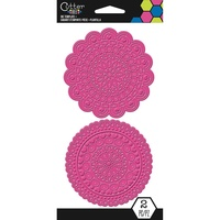 EK Success Cutter Bee Die Doilies