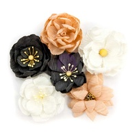 Prima Amelia Rose Flowers Collected 6pk