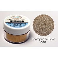 Elizabeth Craft Designs Silk Microfine Glitter 11g Champagne Gold