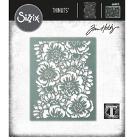 Sizzix Thinlits Die Bouquet