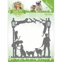 Find It Trading Sweet Pet Die Pet Frame by Amy Design