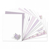 Hunkydory Amethyst Dreams Luxury Card Inserts