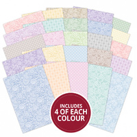 Hunkydory Adorable Scorable Lace Cardstock Megabuy
