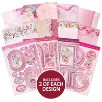 Hunkydory Blush Moments A Fabulous Finishes Complete Collection