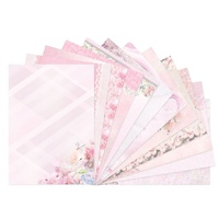 Hunkydory Blush Moments Luxury Card Inserts