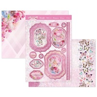 Hunkydory Blush Moments Luxury Topper Set Be Happy