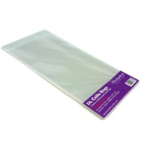 Hunkydory Clear Display Bags for DL Cards