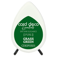 Couture Creations Card Deco Essentials Dye Ink Pad Grass Green