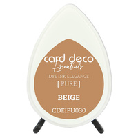 Couture Creations Card Deco Essentials Dye Ink Pad Beige
