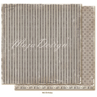 "Maja Design Celebation 12x12"" Cardstock Birthday"