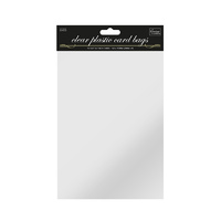 "Couture Creations Card Bags 5x7"" - 142x193mm 50pk"