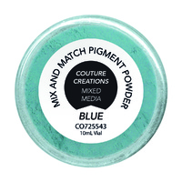 Couture Creations Pigment Powder Blue