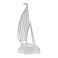 Couture Creations Seaside & Me Decorative Die Sail Boat